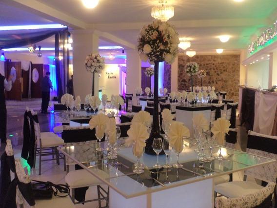 Eventos Y Recepciones (bodas, Bautizos, 15 Años, Etc)