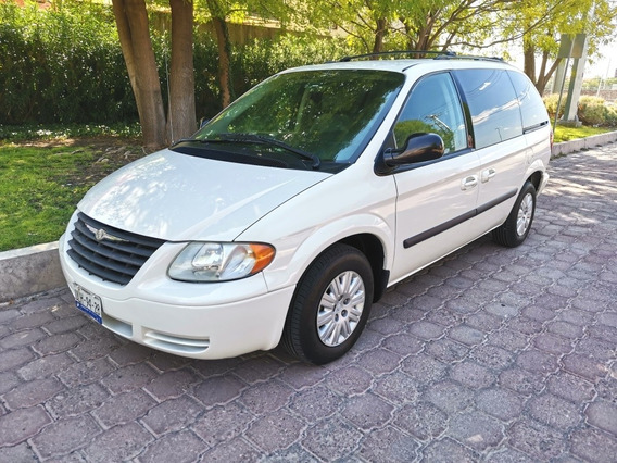 Chrysler Voyager 2008 Lx Grupo Facilidades Int Paq L At