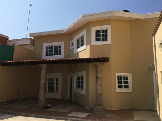 Casa En Renta Estilo Mediterráneo Zona Norte De Colima