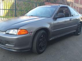 b907568f6 Honda Civic 1995 Automatico Coupe Ej1 Z6 Vtec Full Sunroof