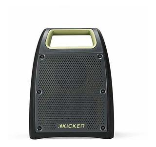 Parlante Kicker Bullfrog Bf200 Bluetooth Music Sistema Green