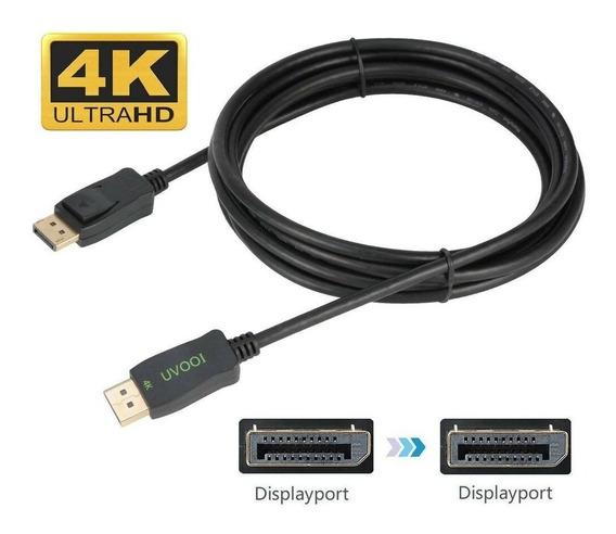 Dp 1.4a 4k 8k 1.8m Para Dell Alienware 240hz + Gpu Rtx 2070