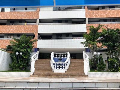 Apartamento No Edifício Villa De Huesca, No Cocó.