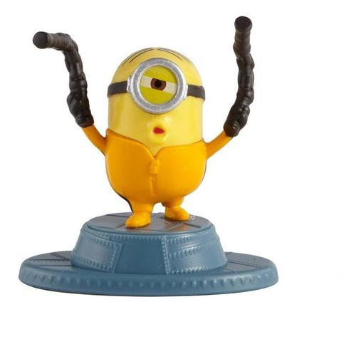 Minions Mini Figura Stuart 5 Cm - Mattel
