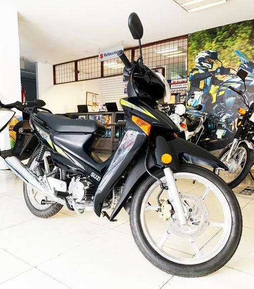 Motocicleta Suzuki Semi Automática Fd110 2020 Nueva