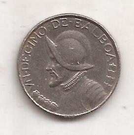 Panama Moneda De 1 Decimo De Balboa Año 1996