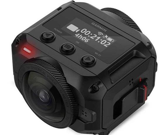 Camera Garmin Virb 360 5.7k 4k - Pronta Entrega