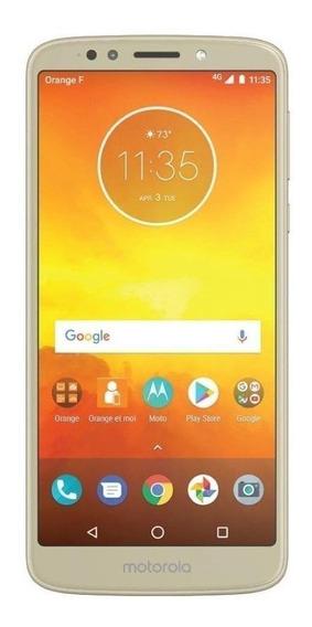 Motorola E5 Dual SIM 16 GB Ouro-fino 2 GB RAM
