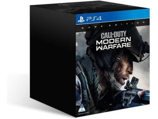Call Of Duty Modern Warfare Dark Edition Ps4 Juego Original