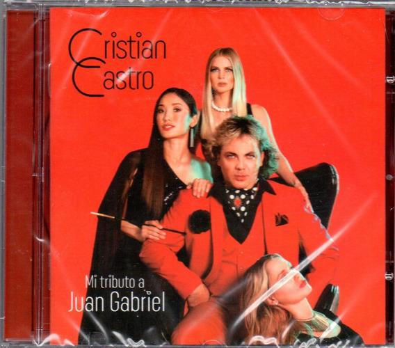 Cristian Castro Mi Tributo A Juan Gabriel - Los Chiquibum
