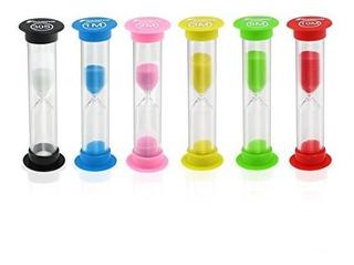 Foxnovo Reloj De Arena, Temporizador, 30 Segundos 1 Min.2