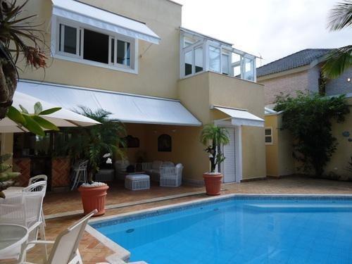Imagem 1 de 14 de Casa Com 3 Dormitórios À Venda, 269 M² Por R$ 1.000.000,00 - Praia De Pernambuco - Guarujá/sp - Ca0855