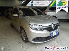Renault Sandero Expression 1.0 2015 - Santa Paula Veículos