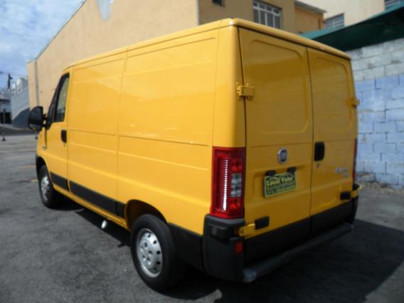 Fiat Ducato Cargo/furgão/baú 2016 C/ Ar Condicionado