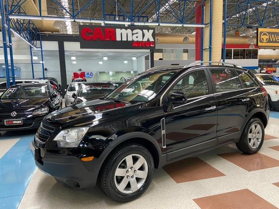 Chevrolet Captiva 2010 2.4 Sfi Ecotec Preta 5p