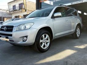 Toyota Rav-4 2.4 At 4x2 Nafta Año 2009 Financio -dasautos-