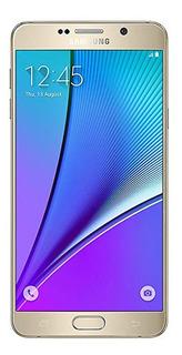 Samsung Galaxy Note 5 N920g Original Dourado Burn-in