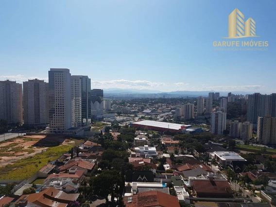 Apartamento Com 3 Dormitórios Para Alugar, 98 M² Por R$ 1.500,00/mês - Jardim Aquarius - São José Dos Campos/sp - Ap1385
