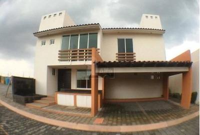 Casa En Proyecto En Venta En Cacalomacan