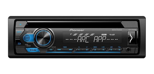 Som automotivo Pioneer DEH S1180UB com USB