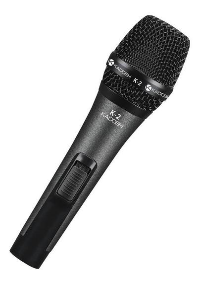 Microfone Dinâmico Kadosh K2