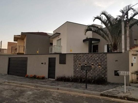 Casa Com 4 Quartos Para Comprar No Jardim Das Hortênsias Em Poços De Caldas/mg - 2834