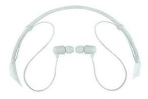 Kelyx Auricular Con Microfono Bluetooth Kls01 Blanco Inalamb