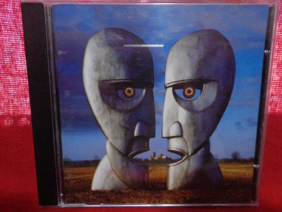 Cd Pink Floyd - The Division Bell