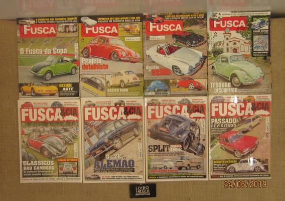 Revista Fusca & Cia 11 Revistas