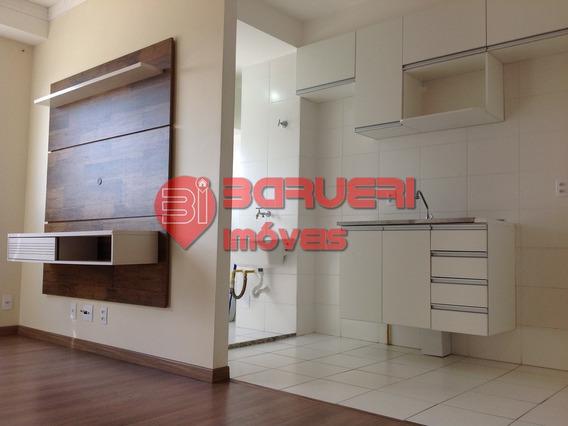 Apartamento Em Barueri Locação Inspire Brisas 1.400,00