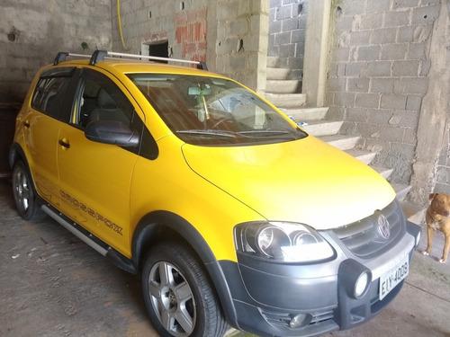 Imagem 1 de 11 de Volkswagen Crossfox 2009 1.6 Total Flex 5p