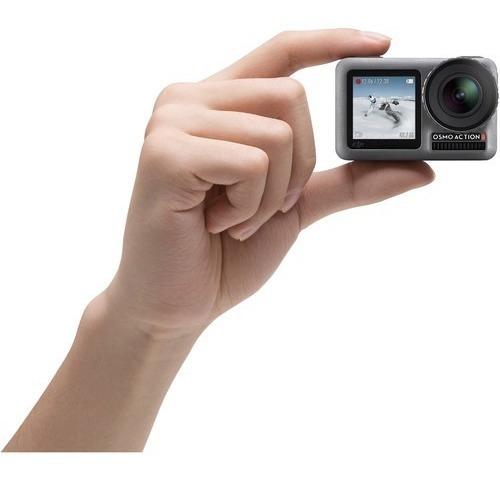 Câmera Dji Osmo Action 4k Wifi - Pronta Entrega