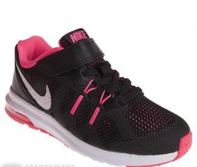 Tenis Nike 820271 03/2016 Dynasty Preto/pink