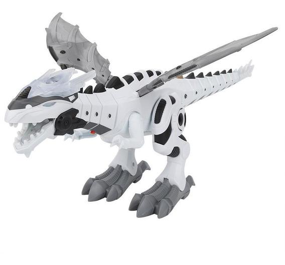 Emulação De Plástico Durável Brinquedo Modelo Dinossauro Par