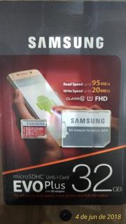 Cartao Memoria Micro Sd Sandisk 32gb - Micro Sd Adaptador