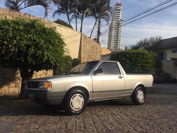 Vw Saveiro Cl 1.6 1991