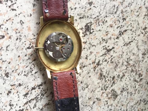 Relógio Feminino Cartier Suíço 16319 Legítimo Banhado A Ouro