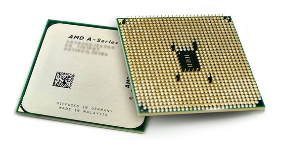 Processador Cpu Amd A4-5300 / 3.4ghz Soquete Fm2