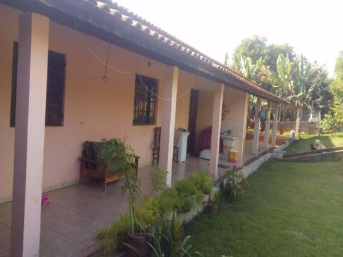 Imagem 1 de 5 de Chácara Residencial À Venda, Portal São Marcelo, Itatiba. - Ch00330 - 34090012