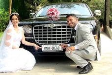 Aluguel De Carros Para Casamento Evolution Eventos