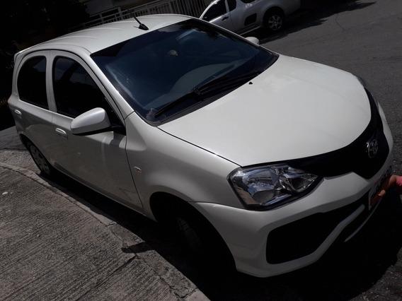Toyota Etios 1.3 16v X 5p 2020
