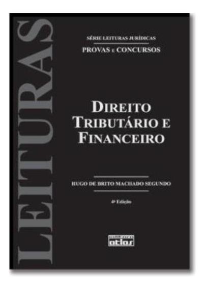 Direito Tributario E Financeiro, V.24 - 4ª Edicao