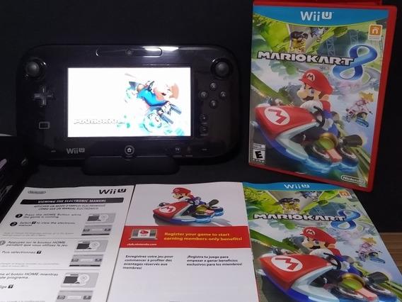 Mario Kart 8 Nintendo Wiiu Completo