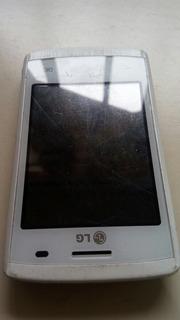 Celular Lg Optimus L 1 Mod E415 Nao Liga (peças)