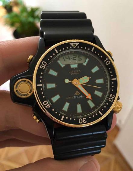 Relógio Citizen Aqualand Co22 Custom
