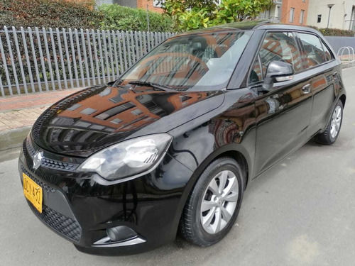 Mg Mg 3 1.5 Mt Sun Roof 2014