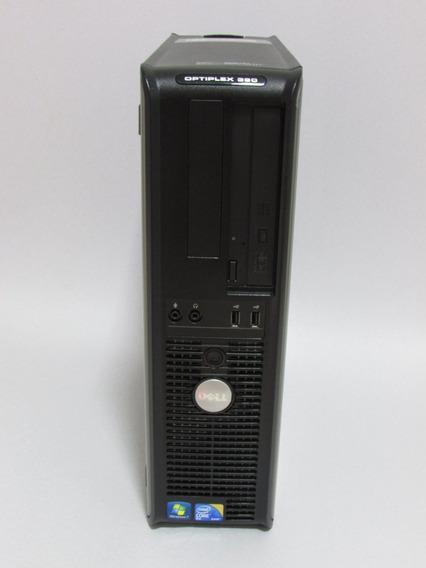 Dell Optiplex Core 2 Duo 2gb Ddr2 Hd160gb Com Wifi
