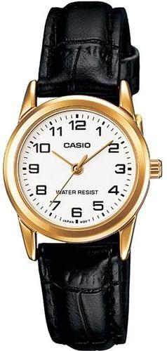 Relógio Casio Feminino Ltp-v001gl-7budf