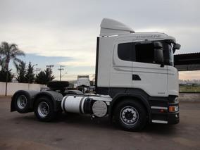 Scania R 440 6x2 Streamline Ano 2015/15 De Santi Caminhões