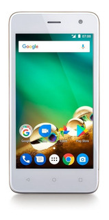 Smartphone Ms45 4g Dourado Tela 4.5 8gb Multilaser